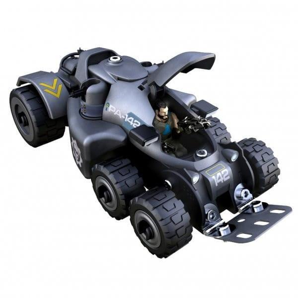 Купить Конструктор Meccano Gears of war Броненосец в интернет магазине игрушек и детских товаров