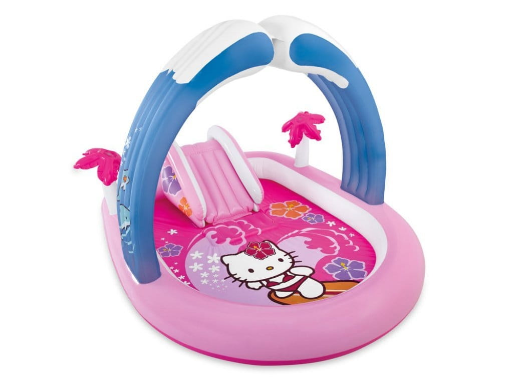 Игровой центр Intex 57137 Hello Kitty 211х163х130 см