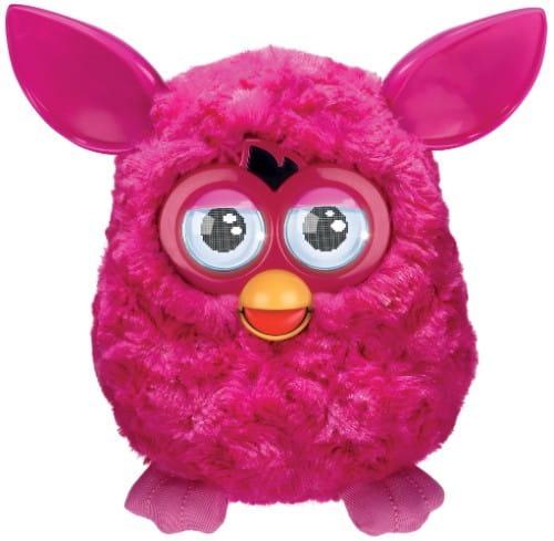 Купить Интерактивная игрушка Furby (Ферби) розовая (Hasbro) в интернет магазине игрушек и детских товаров
