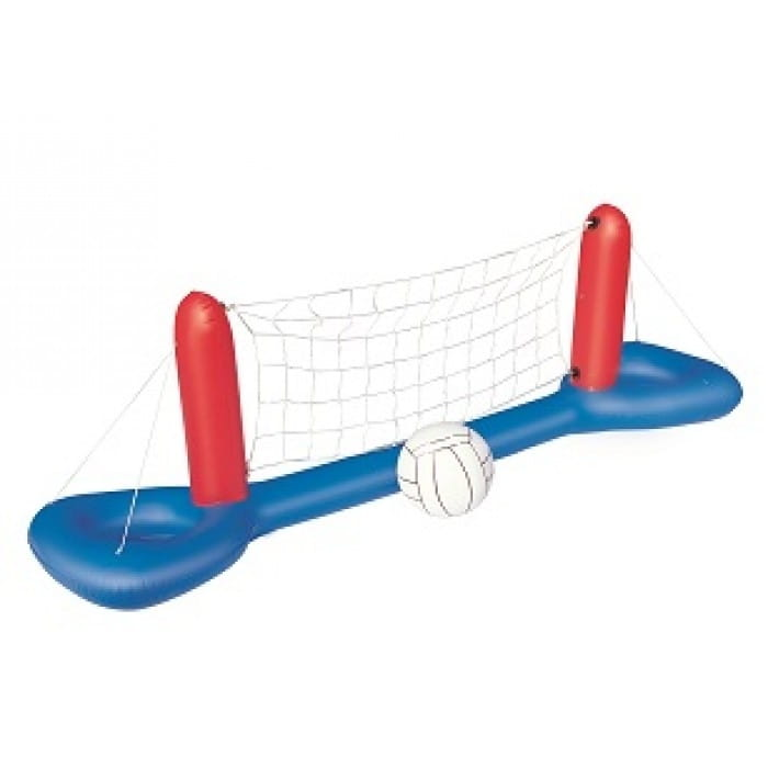 Волейбольный набор Bestway с мячом (сетка 244х64 см) - Бассейны