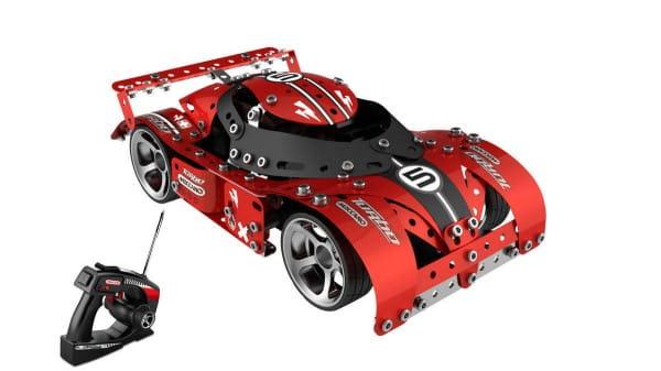 Купить Конструктор Meccano Turbo Профи - 2 модели в интернет магазине игрушек и детских товаров