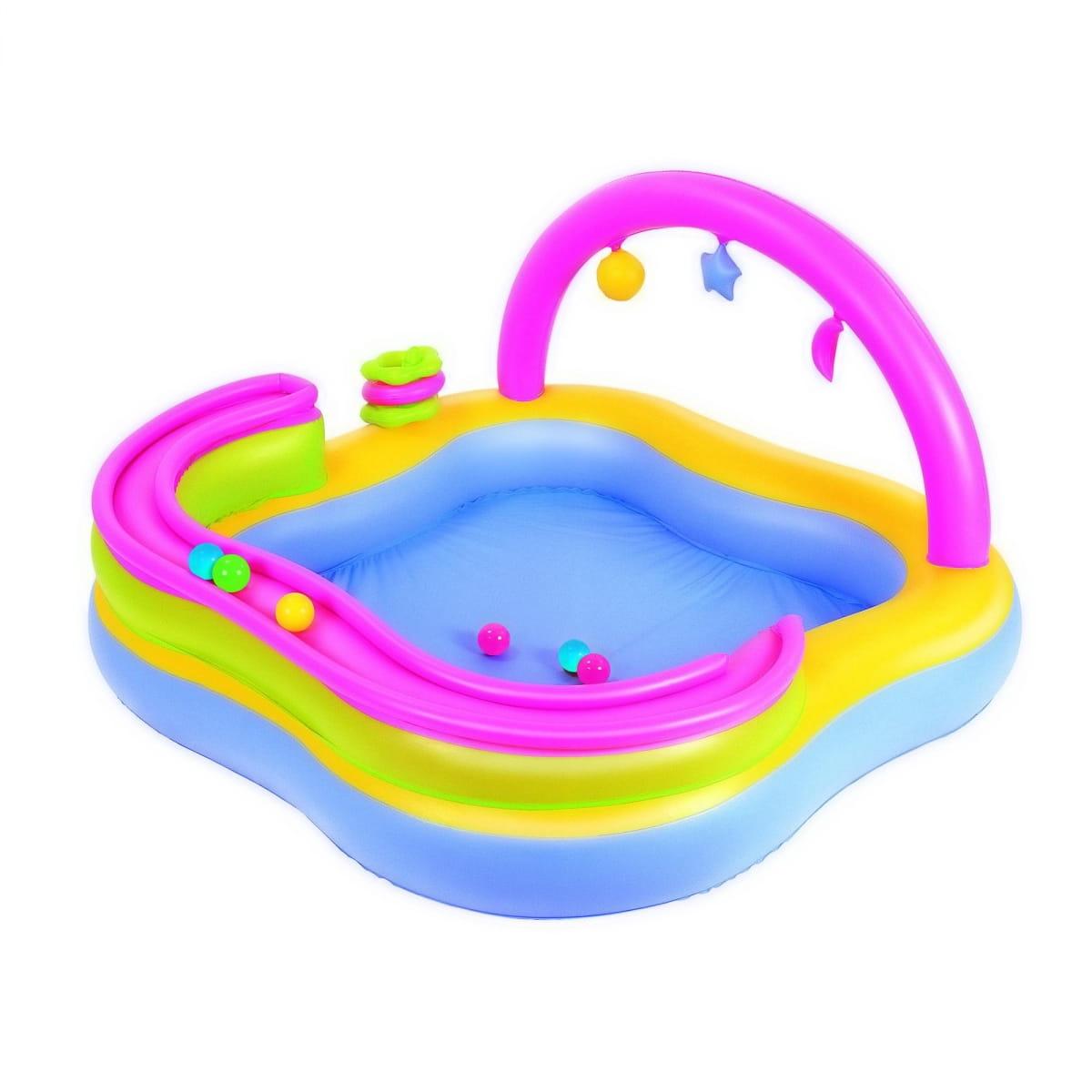 Игровой бассейн Bestway 157х157х89 см (151 л) - Бассейны