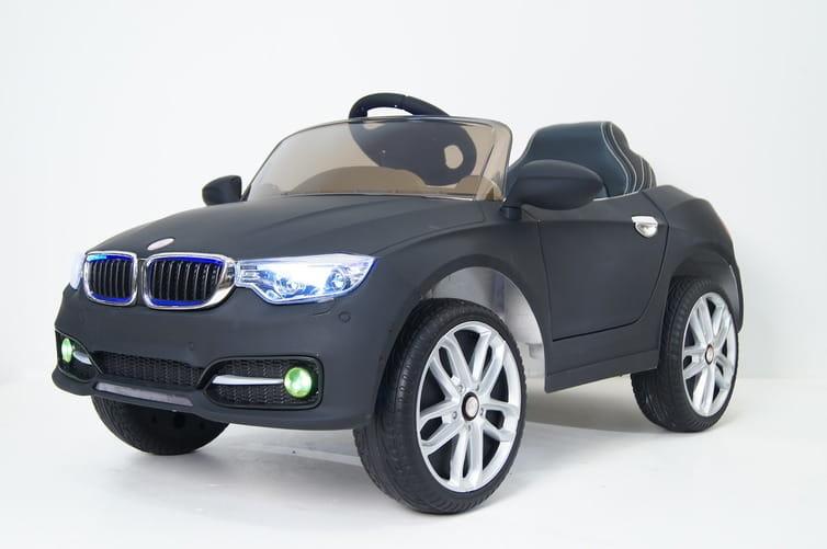 Электромобиль River Toys BMW P333BP c дистанционным управлением