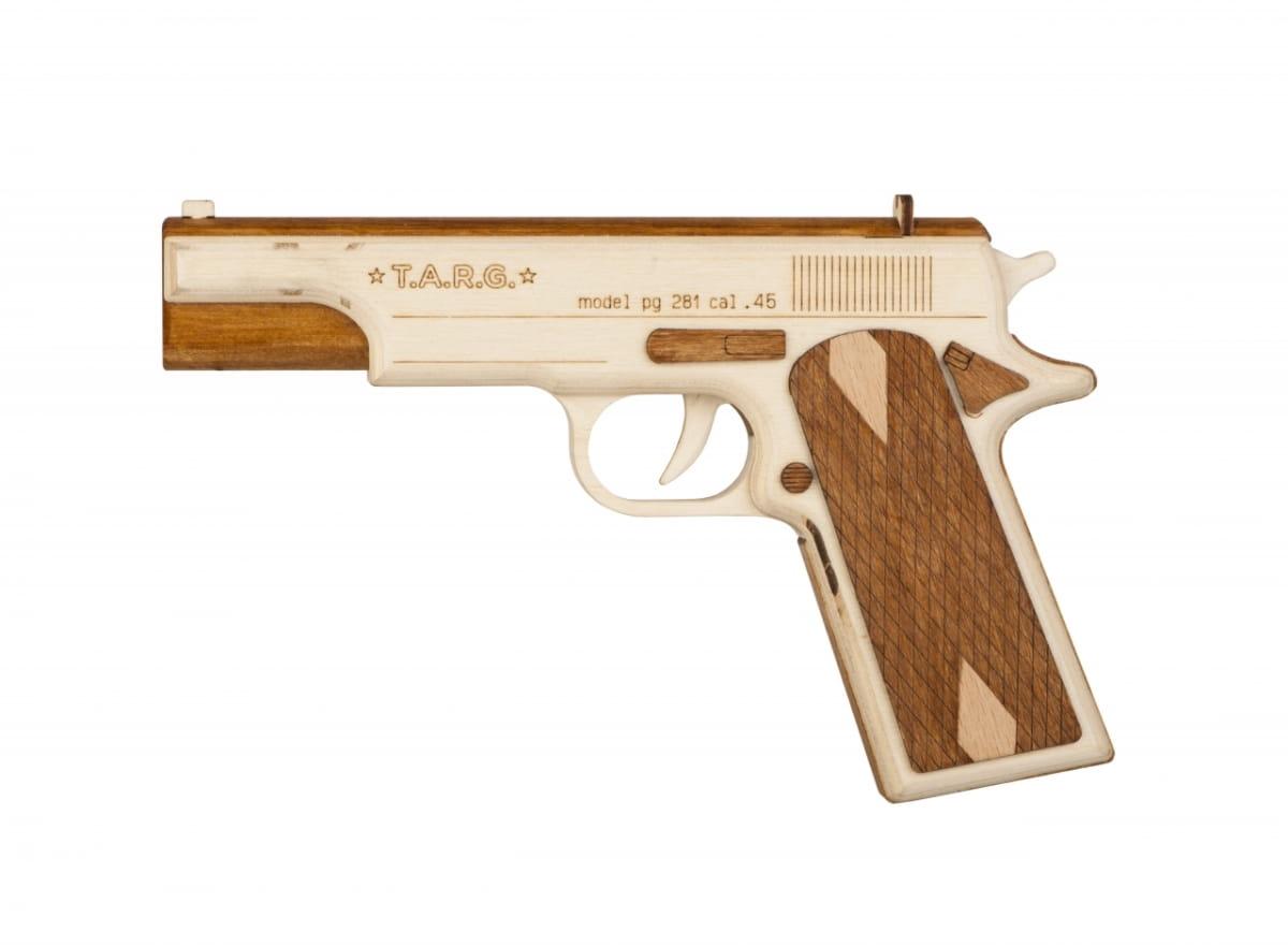 Сборная деревянная модель Targ 0060 Combat