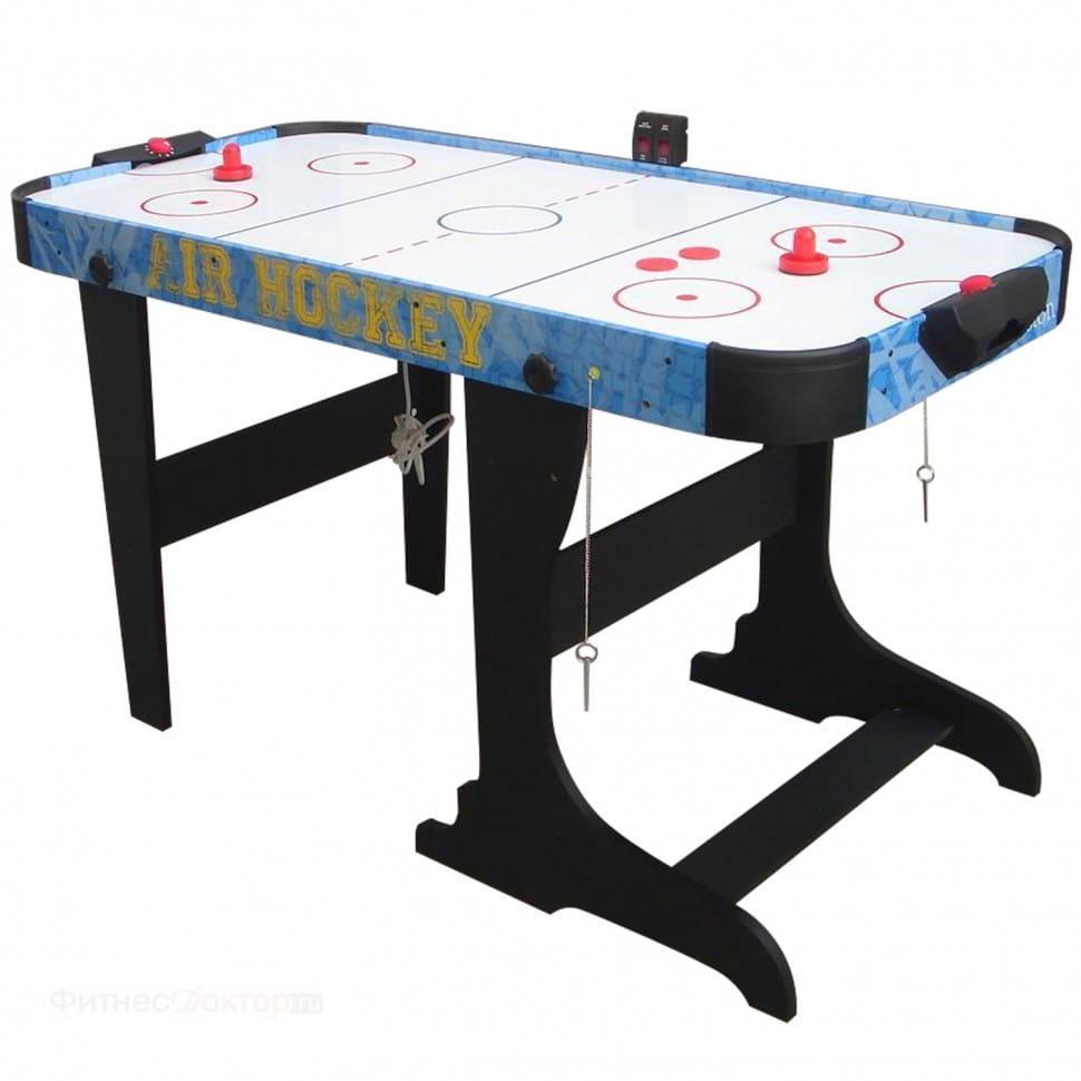 Игровой стол DFC GS-AT-5144 Аэрохоккей Boston (складной)