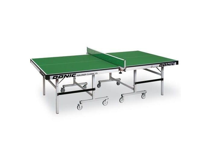Теннисный стол без сетки Donic 400221-G Waldner Classic 25 мм - зеленый