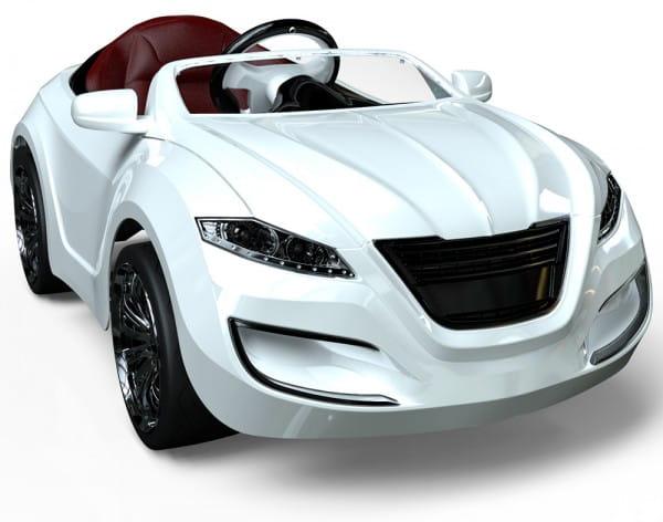 Купить Детский электромобиль Henes Phantom Premium - белый в интернет магазине игрушек и детских товаров