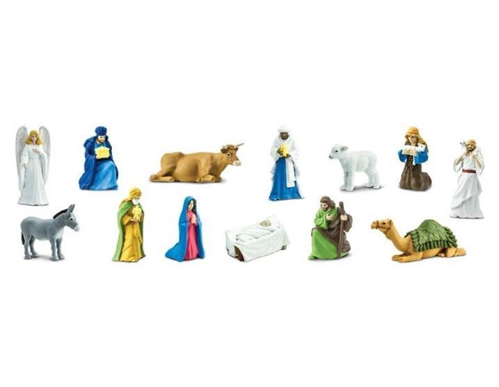 Набор Safari 660504 Рождение Христа - 13 штук