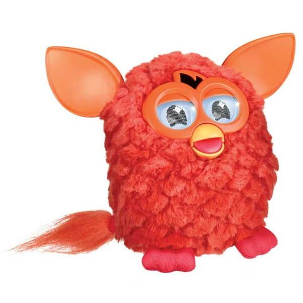 Купить Интерактивная игрушка Furby (Ферби) оранжевая (Hasbro) в интернет магазине игрушек и детских товаров