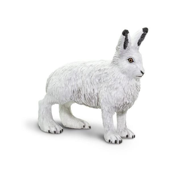 Фигурка Safari 182129 Арктический заяц - беляк