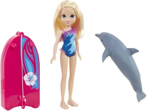 Кукла Moxie С плавающим дельфином - Эйвери
