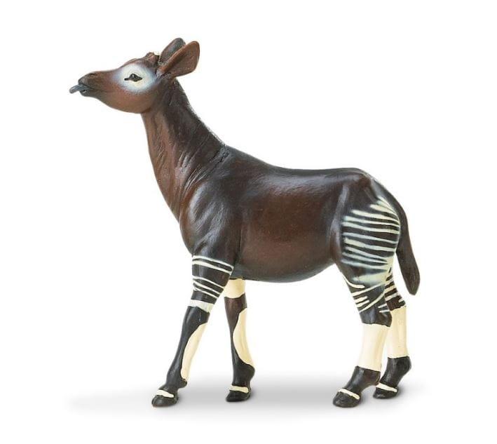 Фигурка Safari 292529 Окапи Джонстона