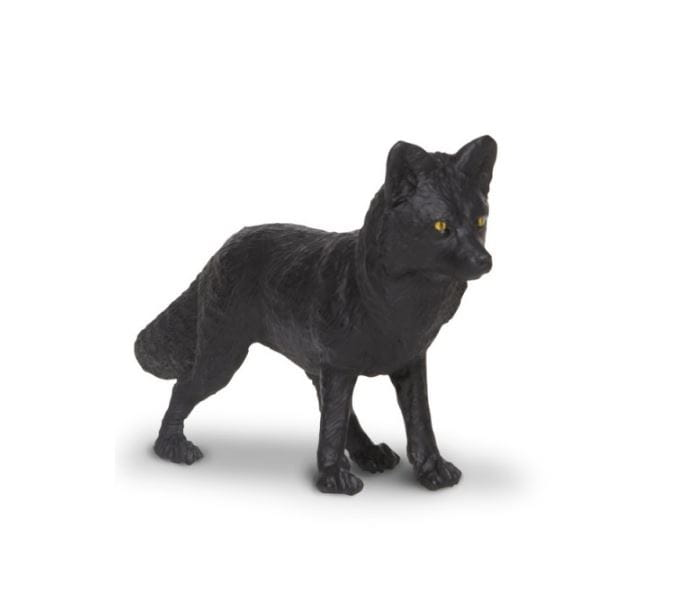 Фигурка Safari 180529 Чернобурая лисица