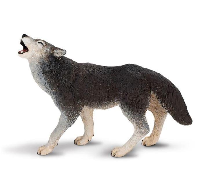 Фигурка Safari 273829 Обыкновенный серый волк