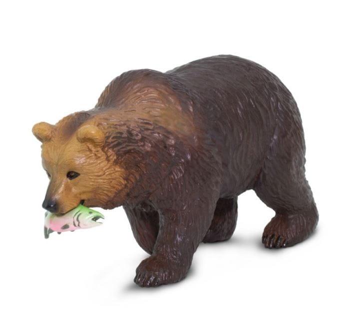 Фигурка Safari 281929 Медведь Гризли