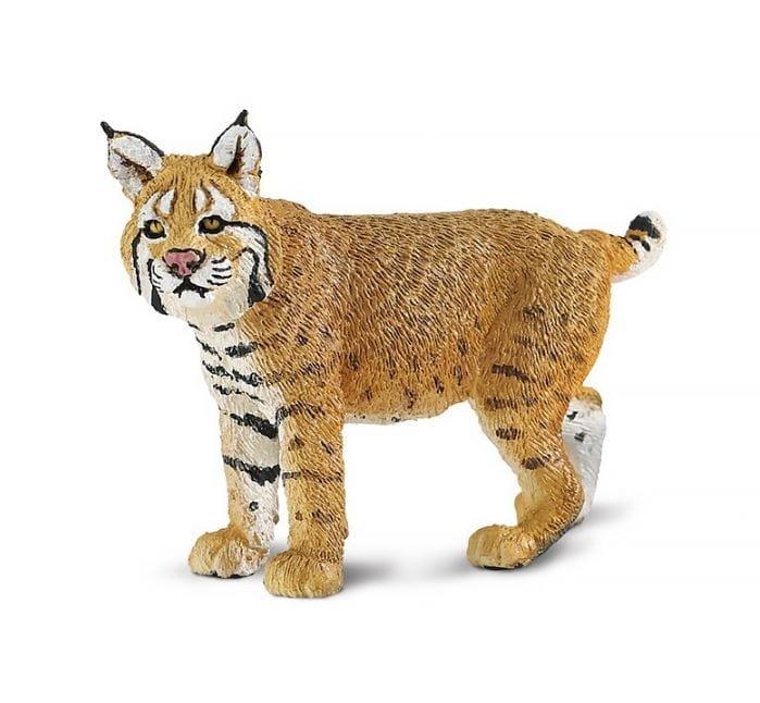Фигурка Safari 297029 Рыжая рысь