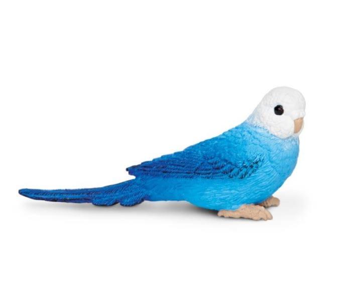 Фигурка Safari 150629 Попугай Синий волнистый