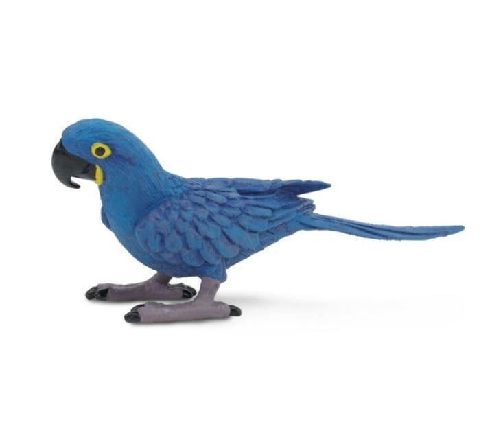 Фигурка Safari 264229 Попугай Гиацинтовый ара