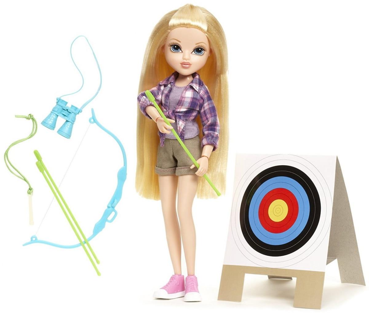 Кукла Moxie 528951 Юные скауты - Эйвери