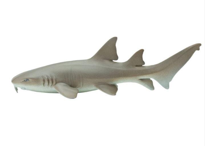 Фигурка Safari 200629 Усатая акула - нянька