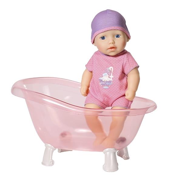 Кукла BABY ANNABELL с ванночкой - 30 см (Zapf Creation)