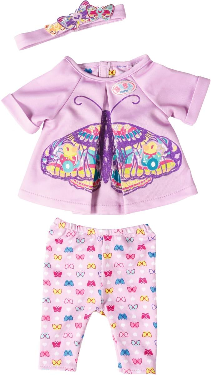 Комплект BABY BORN Удобная одежда для дома (Zapf Creation)