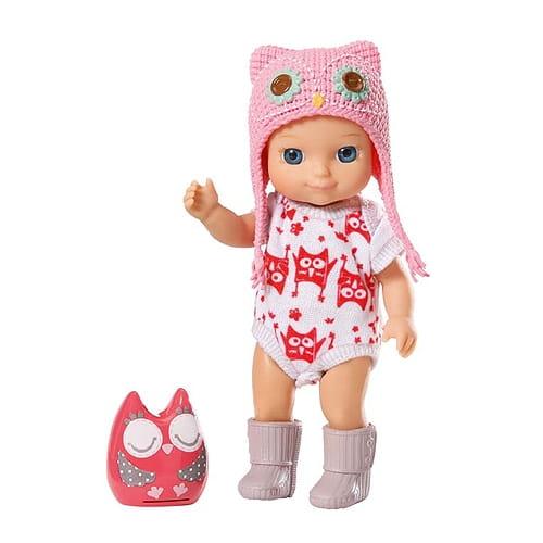 Кукла Chou Chou Мини-птичка Волна - 12 см (Zapf Creation)