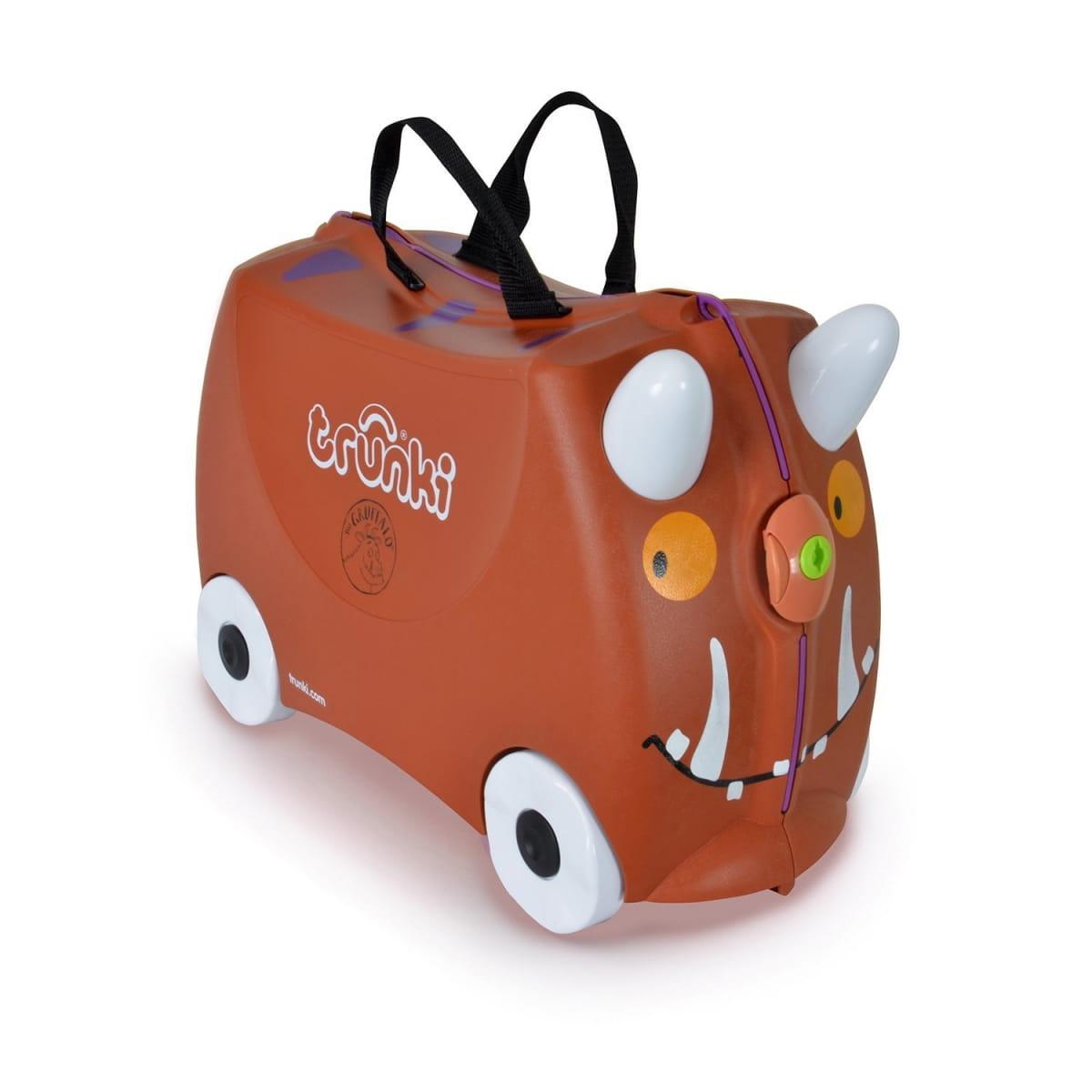 Детский чемоданчик TRUNKI Груффало