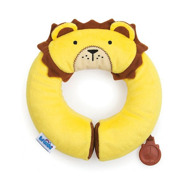 Подголовник TRUNKI Yondi Lion  желтый - Аксессуары для путешествий