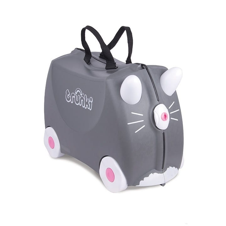 Детский чемоданчик Trunki 0180-GB01 Котенок Бенни