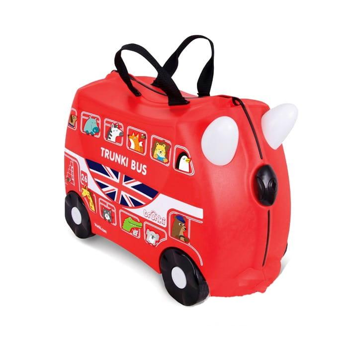 Детский чемоданчик TRUNKI Автобус