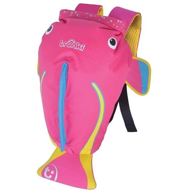 Рюкзак Trunki Коралловая рыбка (розовый) - Рюкзаки