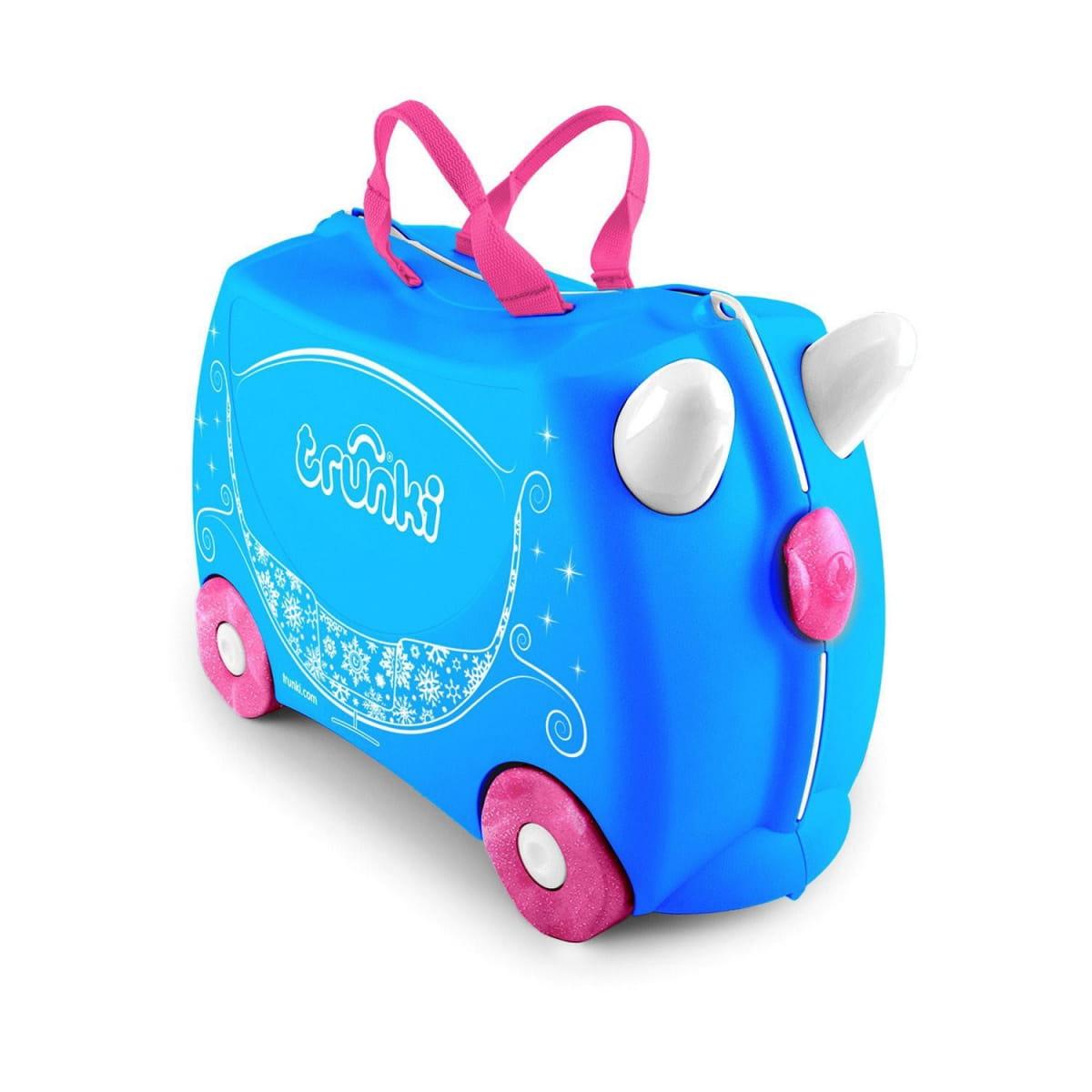 Детский чемоданчик Trunki 0259-GB01 Жемчужная Карета принцессы