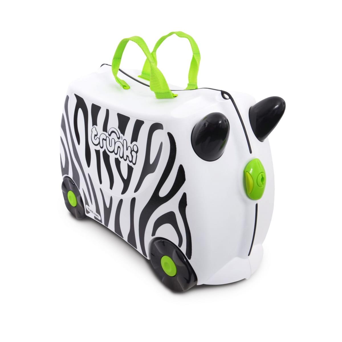 Детский чемоданчик TRUNKI Зебра Зимба