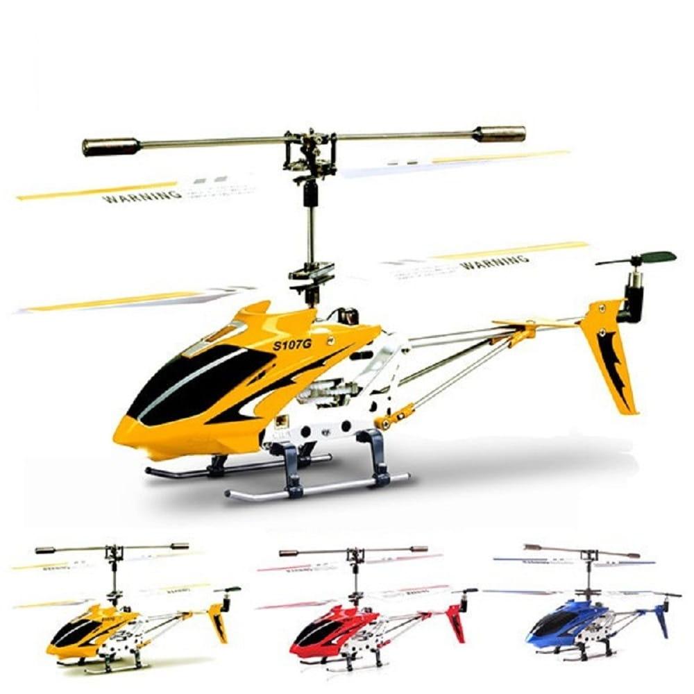 Радиоуправляемый вертолет Syma S107G S107 Gyro