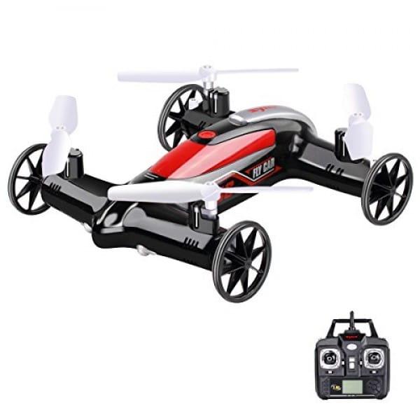 Радиоуправляемый квадрокоптер-автомобиль SYMA Flying Car 6 Axis Gyro