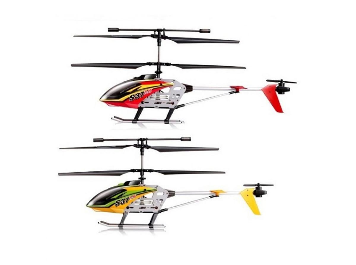 Радиоуправляемый вертолет Syma S37G с гироскопом 2.4G