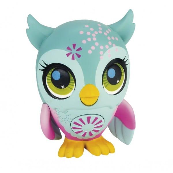 Купить Игрушка Поющие зверюшки Littlest Pet Shop - Сова (Hasbro) в интернет магазине игрушек и детских товаров