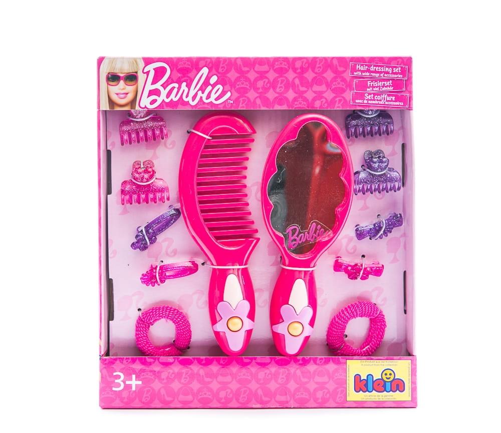 Набор для создания причесок Klein 5704 Barbie (12 предметов)