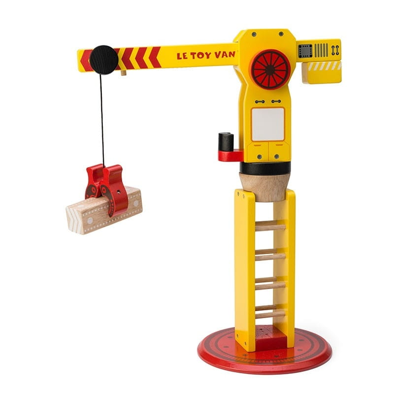 Игровой набор Le Toy Van TV449 Строительный кран