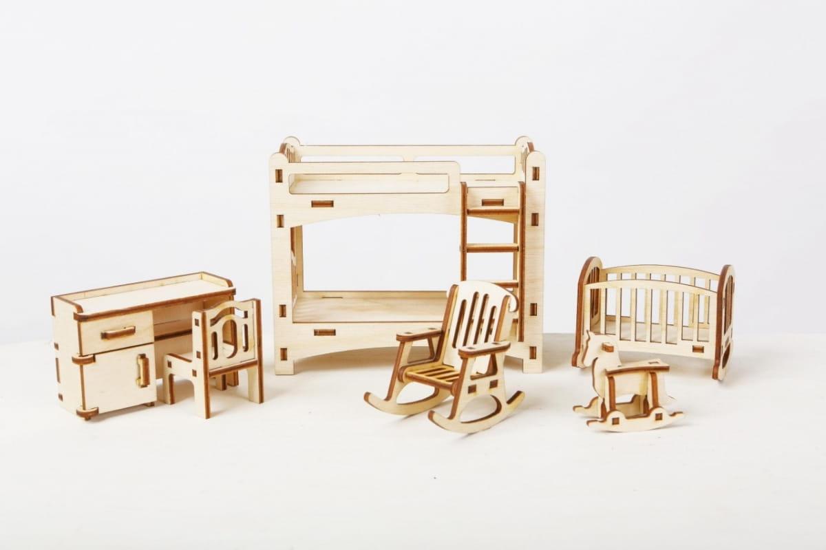 Набор мебели Большой слон М-002 Детская