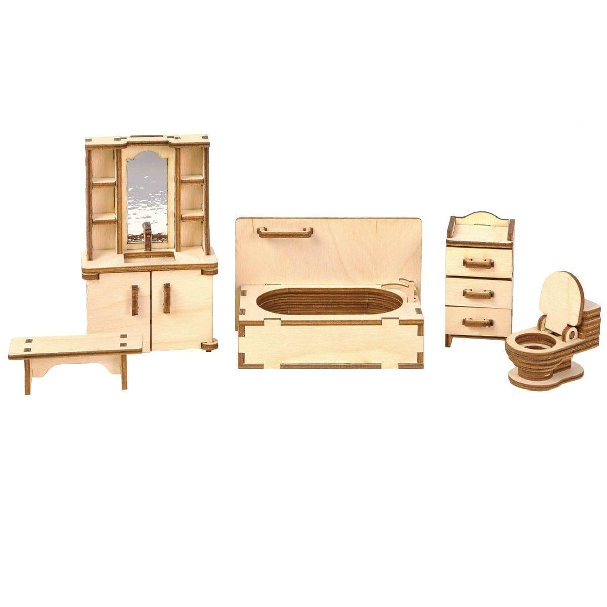 Набор мебели Большой слон М-004 Ванная