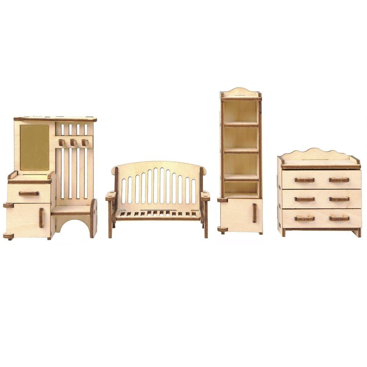 Набор мебели Большой слон М-006 Прихожая