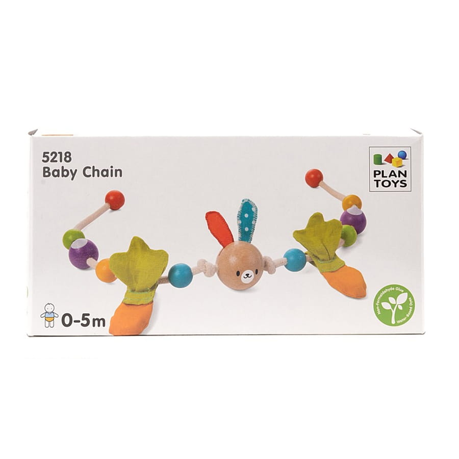 Подвеска для коляски Plan Toys Зайчик - Подвесные игрушки и мобили