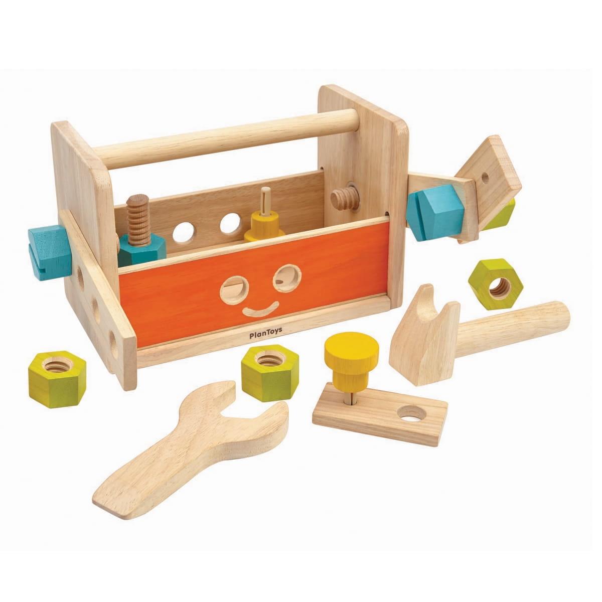 Набор инструментов PLAN TOYS Робот - Инструменты