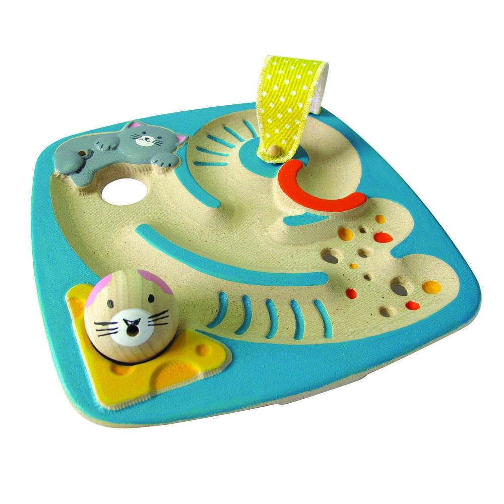 Развивающая игра Plan Toys Лабиринт