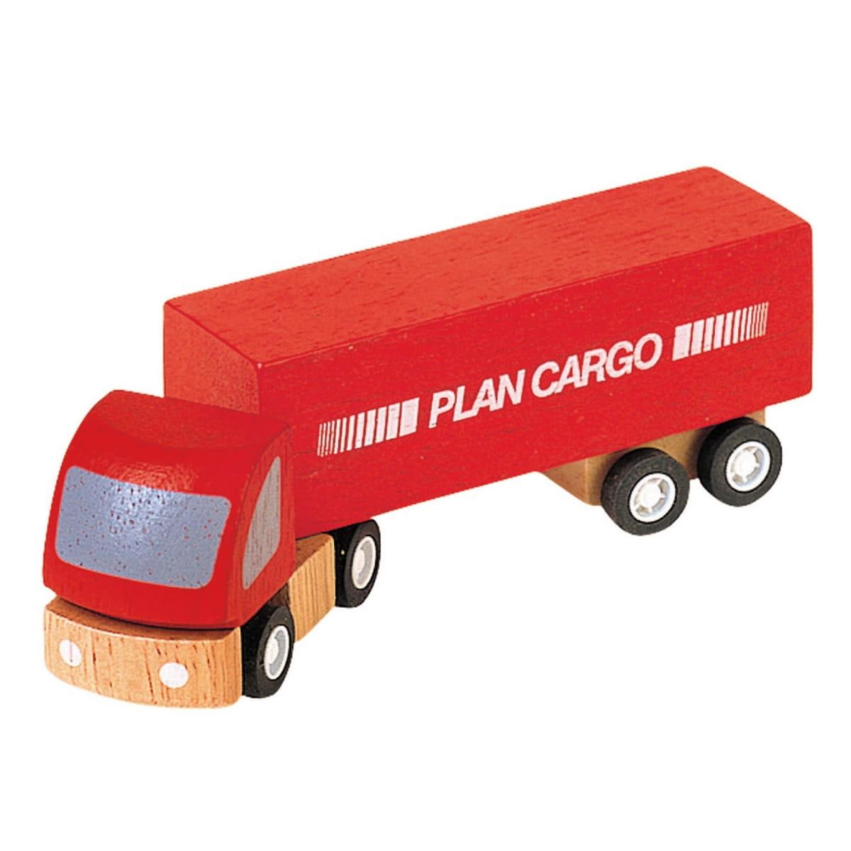 Игровой набор Plan Toys 6006 Грузовик Карго