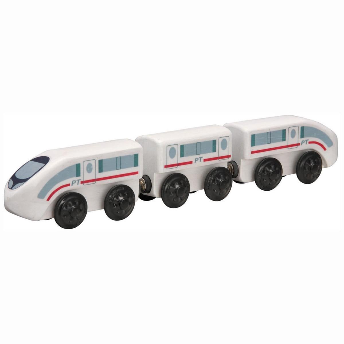 Игровой набор Plan Toys 6035 Экспресс поезд