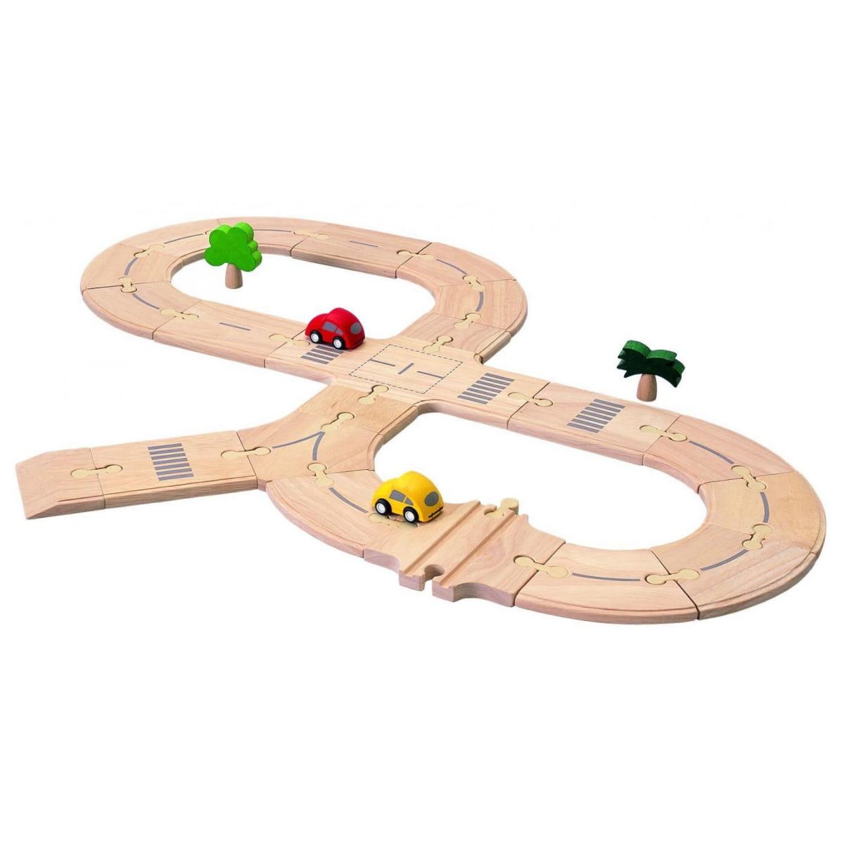 Игровой набор Plan Toys 6077 Дорога Стандарт