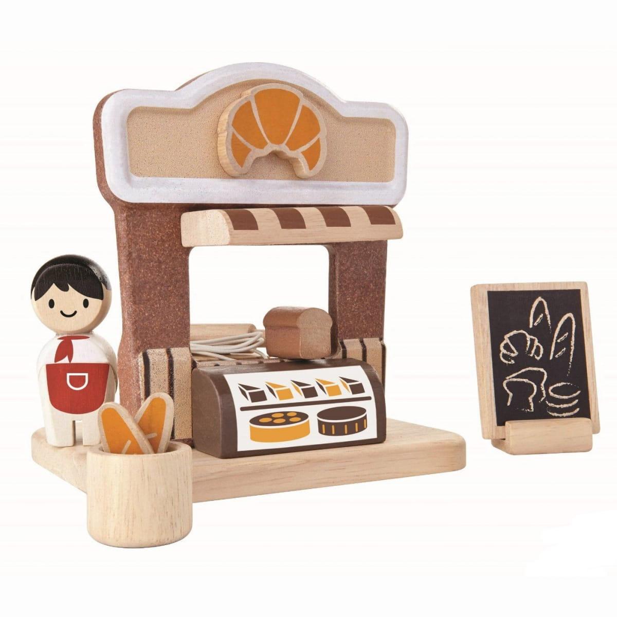 Игровой набор Plan Toys 6615 Пекарня